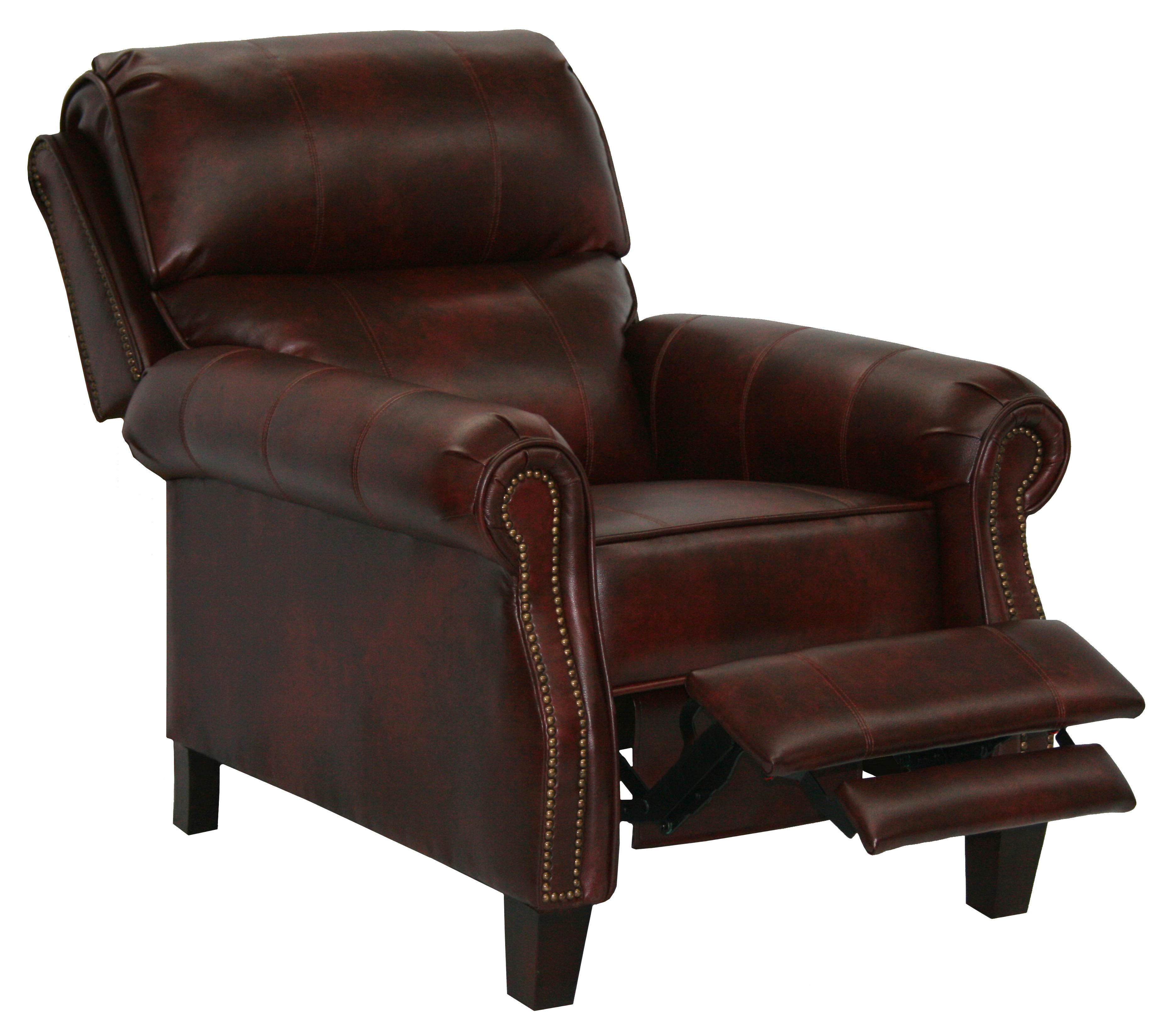 Catnapper Motion Chairs And Recliners Frazier High Leg Recliner   Item  Number: 5539 1218