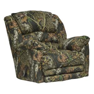 Catnapper Motion Chairs and Recliners Yosemite Duck Dynasty Rocker Recliner