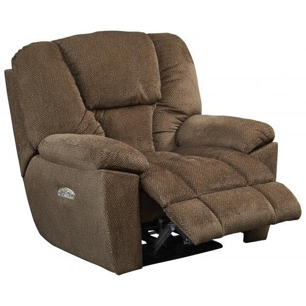 Catnapper Motion Chairs And Recliners Owens Power Headrest