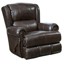 Catnapper Motion Chairs and Recliners Duncan Power Deluxe Lay Flat Recliner - Item Number: 647637-1283-09-3083-09