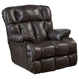 Catnapper Motion Chairs and Recliners Victor Power Lay-Flat Recliner