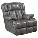 Catnapper Motion Chairs and Recliners Victor Power Lay-Flat Recliner - Item Number: 64764-7-1283-28-3083-28
