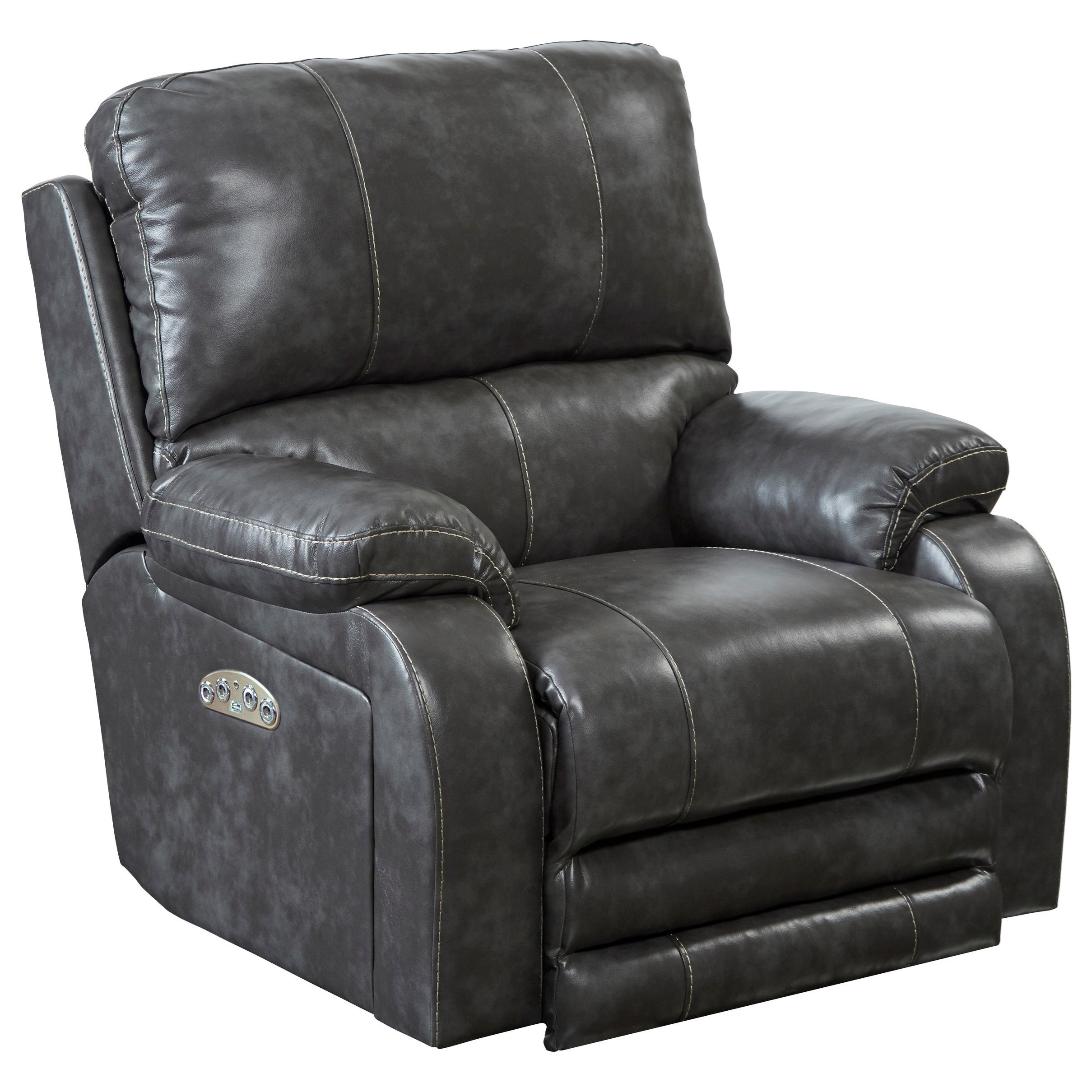 Thornton Pwr Lay Flat Recliner w/ Pwr Head