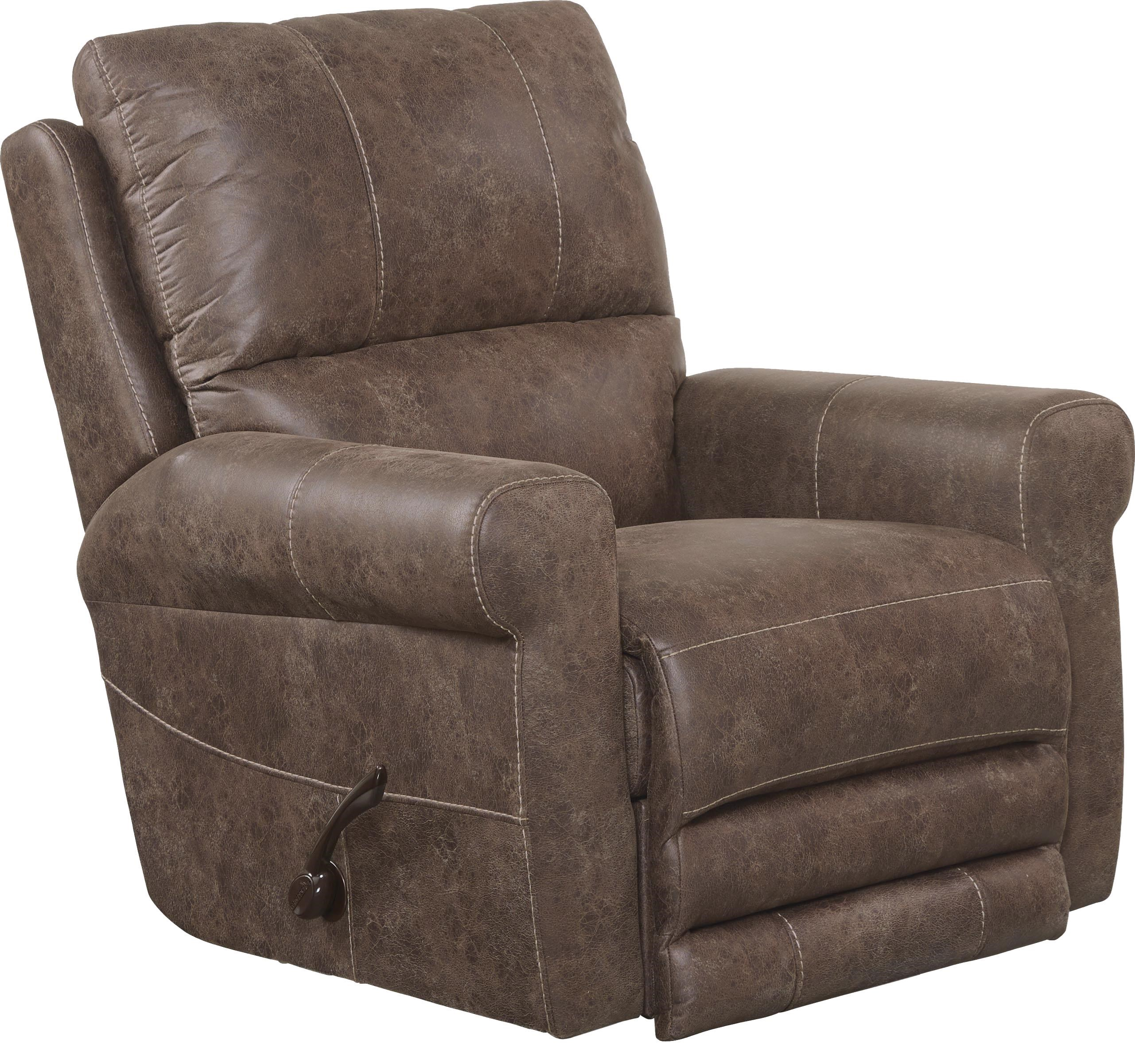 Catnapper Motion Chairs and Recliners Mad Tanner Swivel Glider