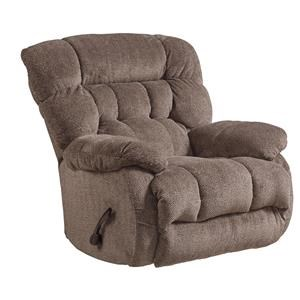 Catnapper Motion Chairs and Recliners Daly Chateau Chaise Rocker Recliner