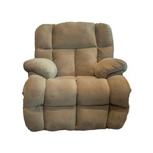 Catnapper Motion Chairs and Recliners Cloud 12 Camel Chaise Rocker Recliner
