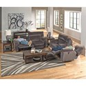 Catnapper Nichols Power Reclining Living Room Group
