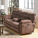 Catnapper Nichols Layflat Console Power Loveseat - Item Number: 61679-2312-39