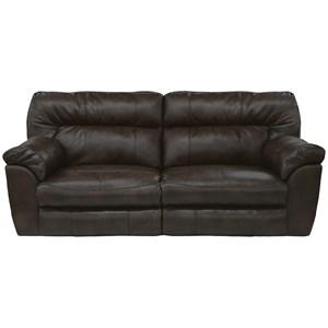 Extra Wide Power Reclining Sofa