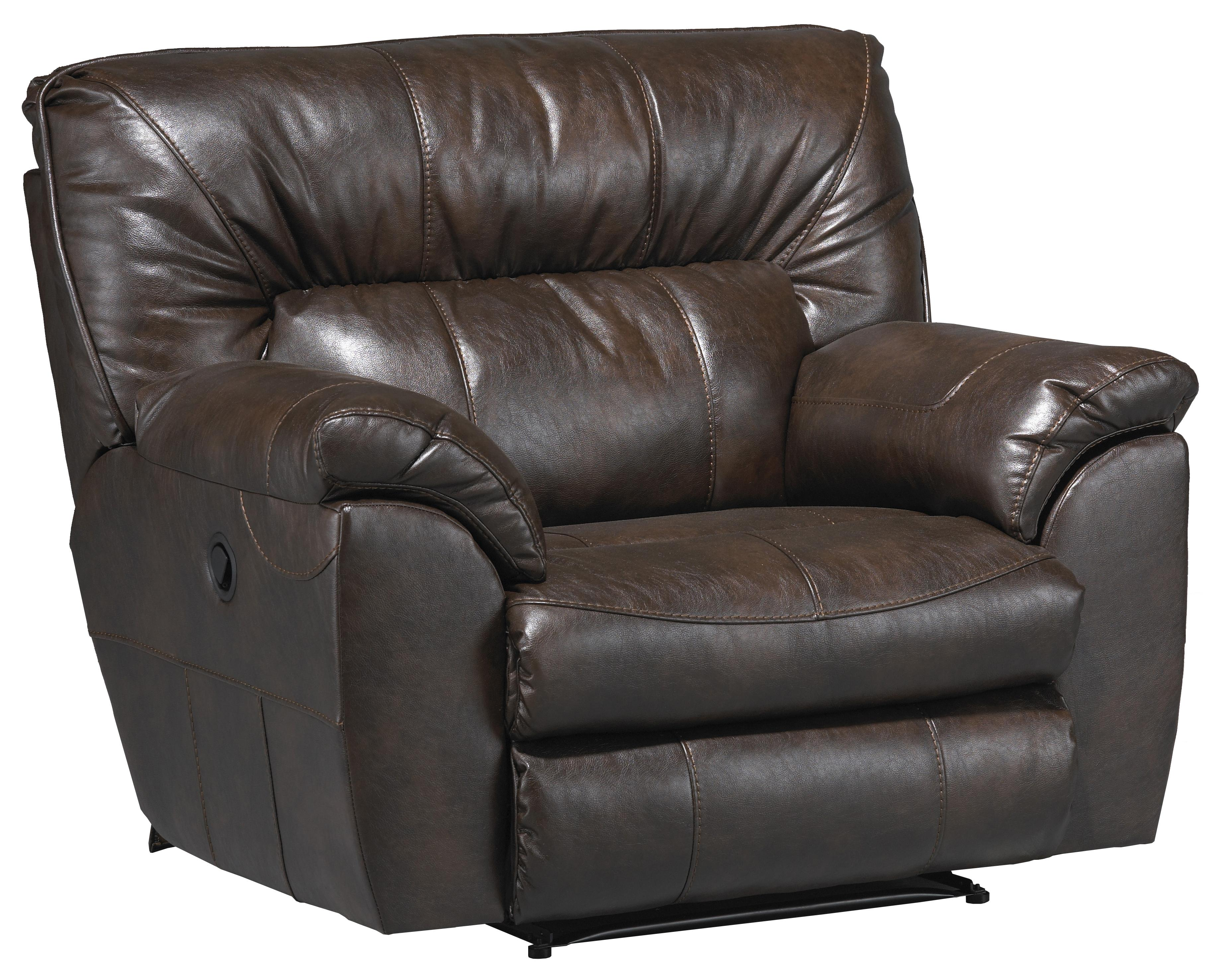 Catnapper Maverick 4040 4 Extra Wide Cuddler Recliner With
