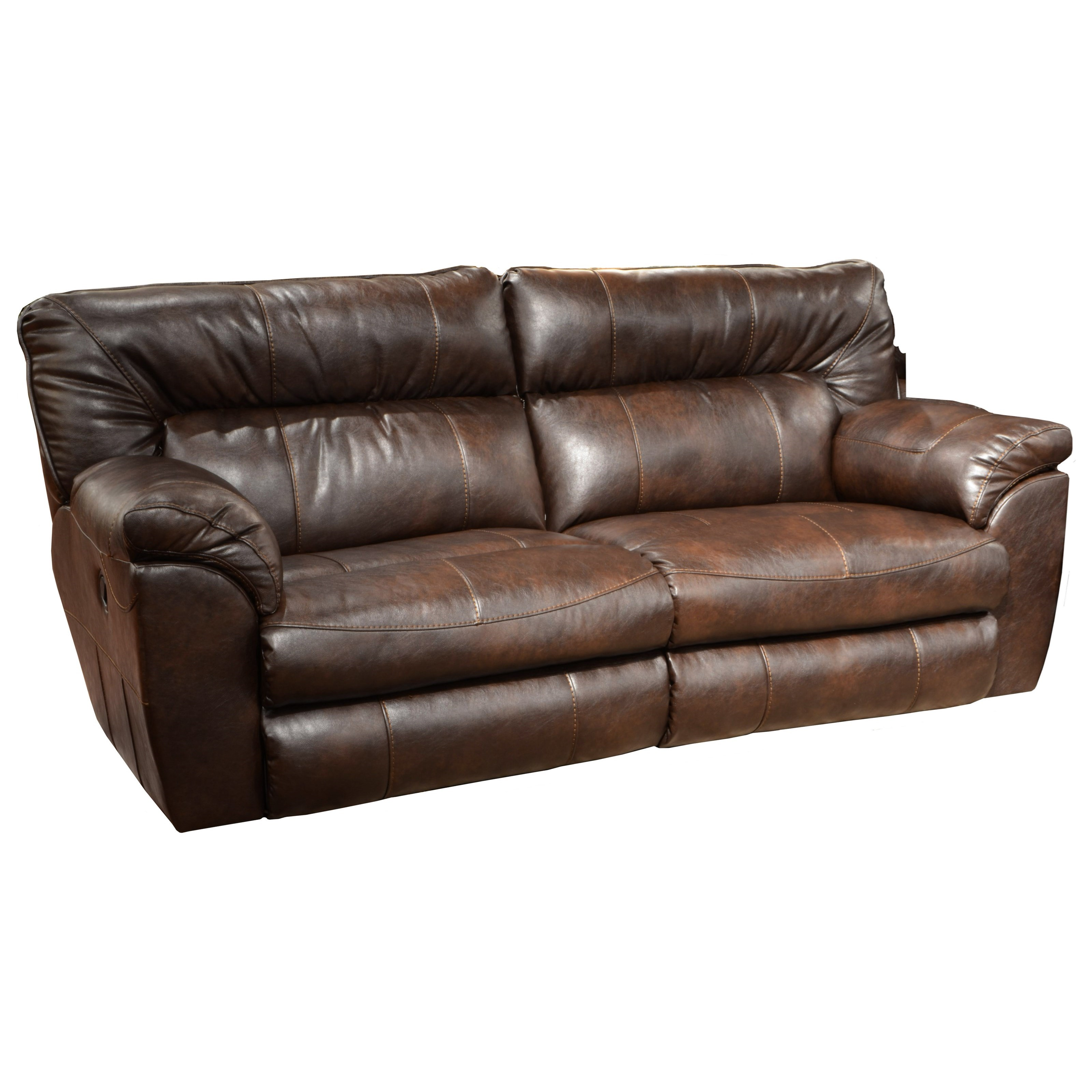 Catnapper Nolan Power Extra Wide Reclining Sofa With
