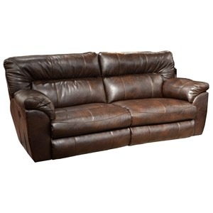 Power Extra Wide Reclining Sofa