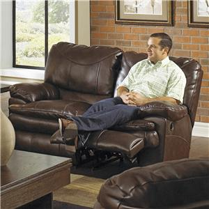 Catnapper Perez Reclining Loveseat