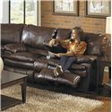Catnapper Perez Reclining Console Loveseat - Item Number: 4149