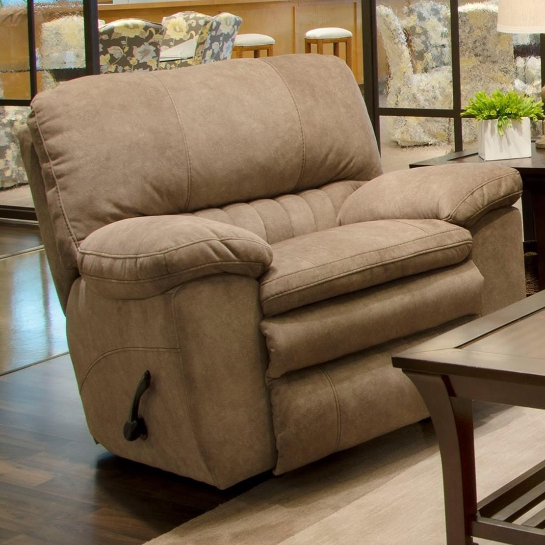 reclining w power chocolate lay reyes flat loveseat console cupholders storage yhst catnapper