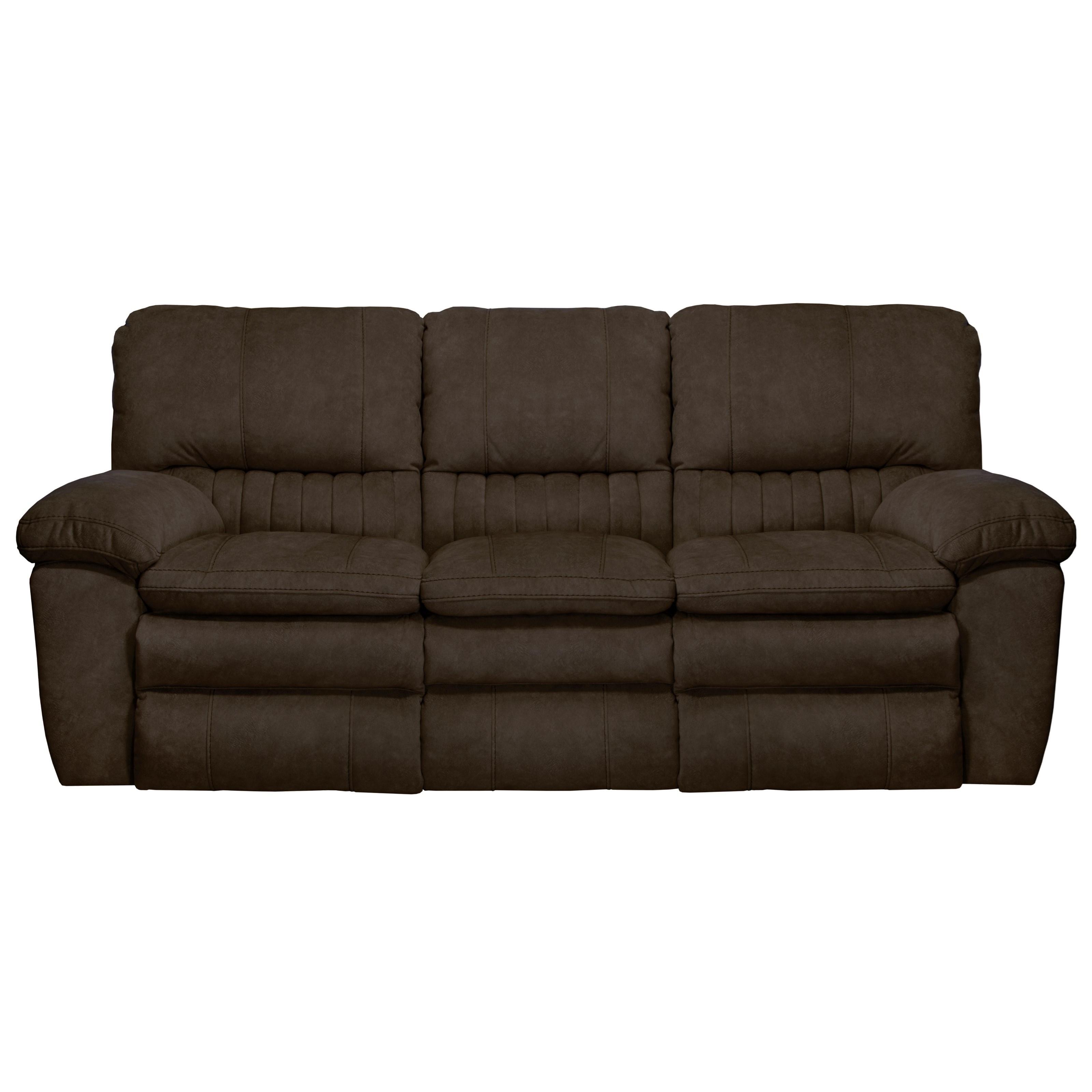 Catnapper Reyes 62401 Power Lay Flat Reclining Sofa