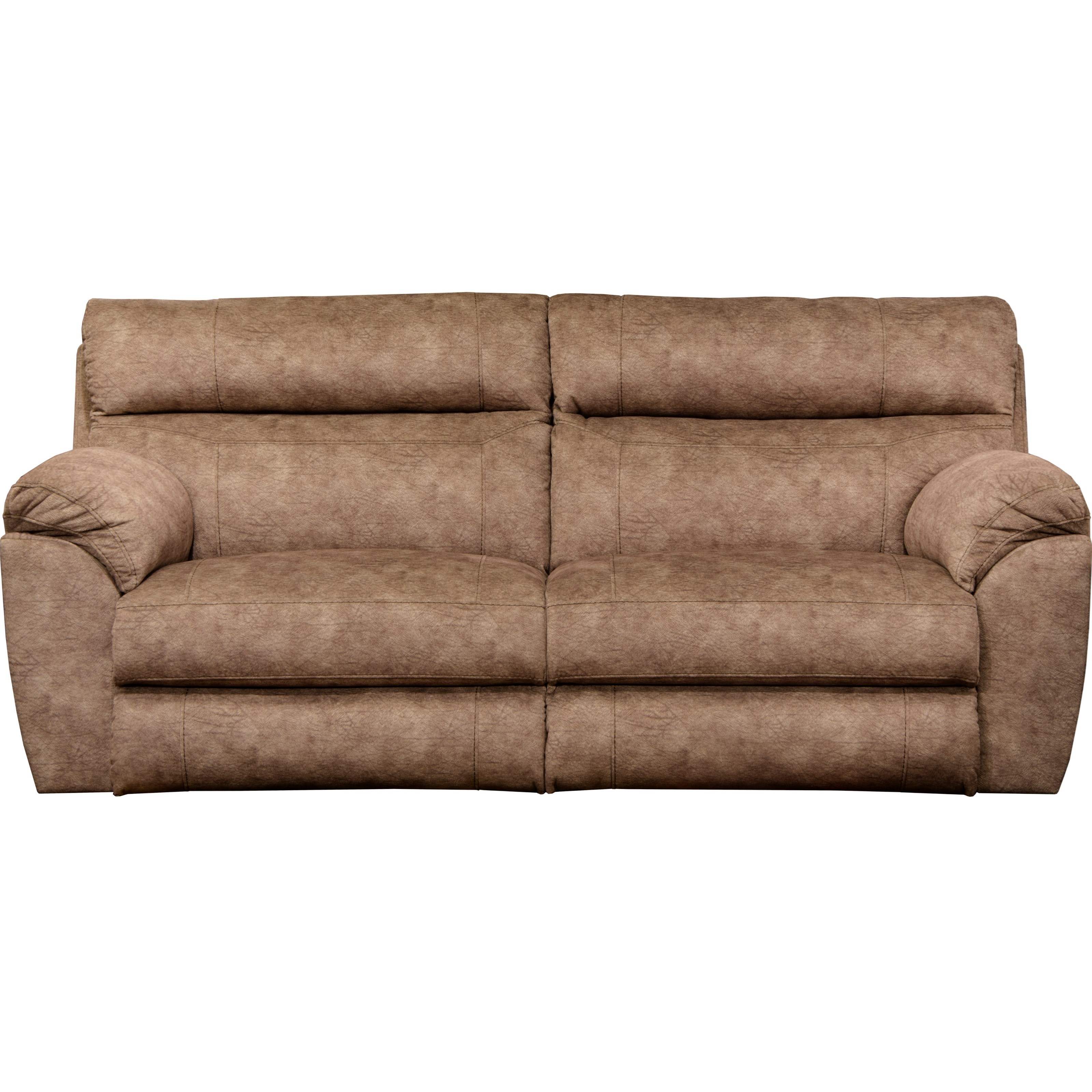 Sedona Power Lay Flat Reclining Sofa with Power Headrests by Catnapper at  EFO Furniture Outlet