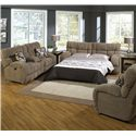 Catnapper Siesta  Reclining Living Room Group - Item Number: 176 Porcini Living Room Group 3