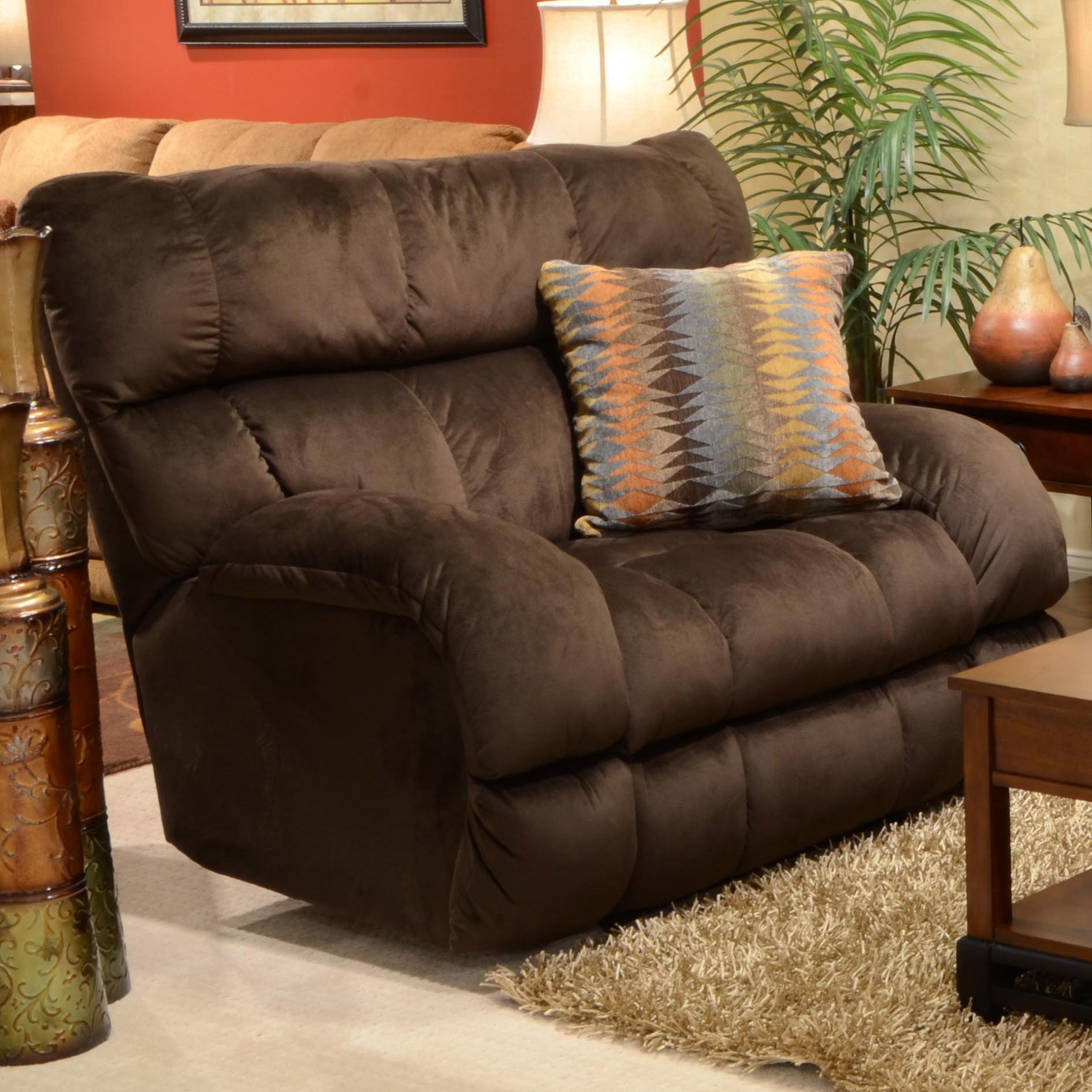 motion reclining majestic recliner with products headrests item sofa double number southern power
