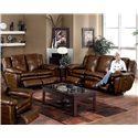 Catnapper Sonoma  Dual Reclining Sofa