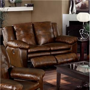 Catnapper Sonoma  Reclining Love Seat