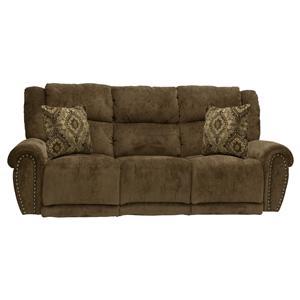 Catnapper Stafford Lay Flat Reclining Sofa