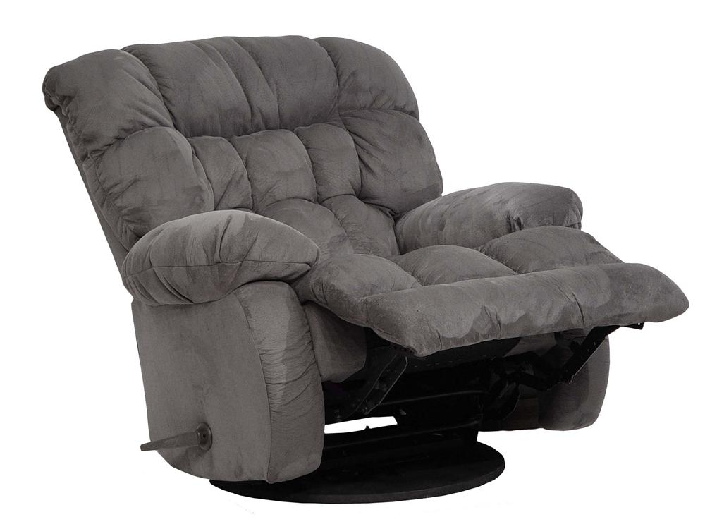 Teddy Bear Chaise Rocker Recliner By Catnapper Wolf