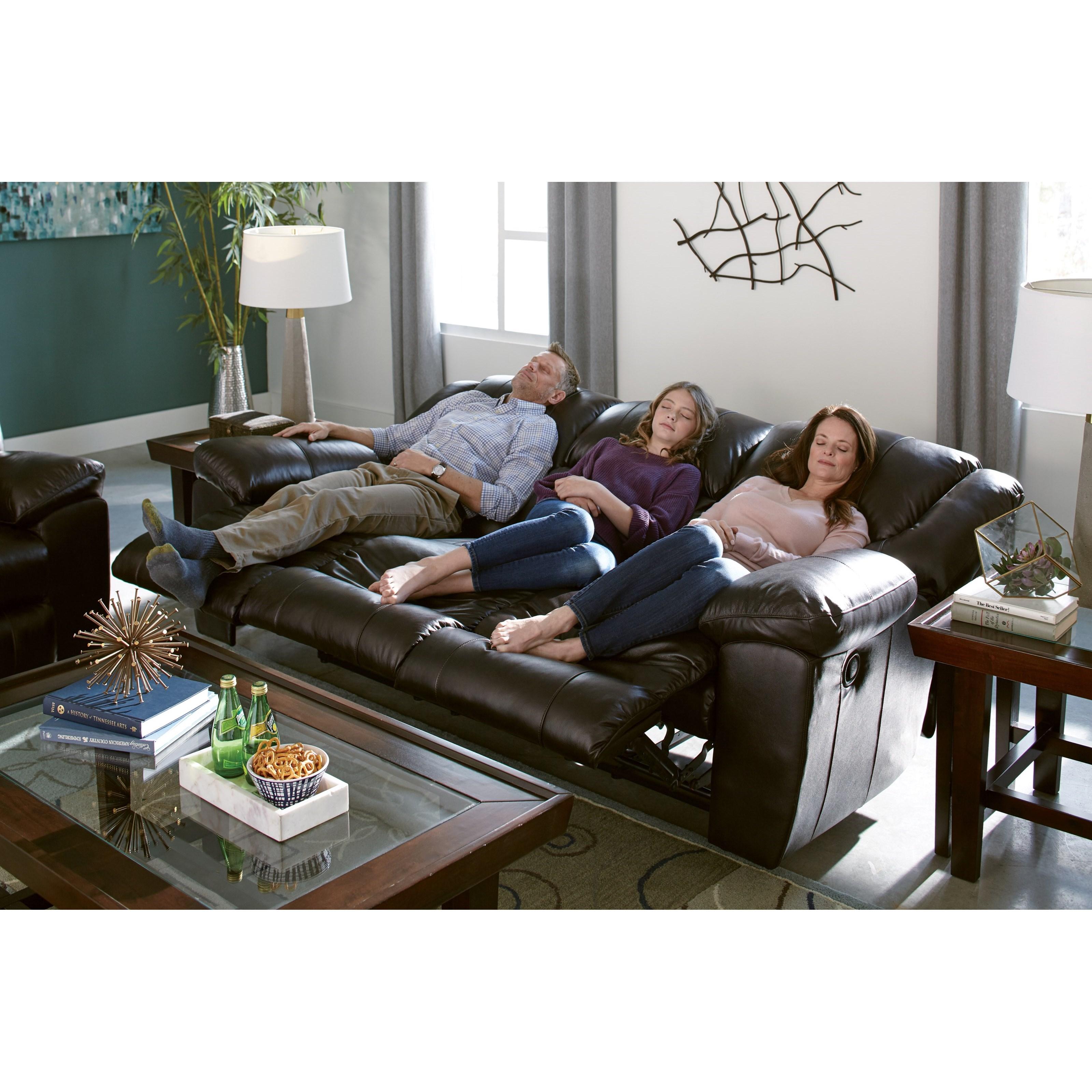 Catnapper Transformer Ii Ultimate Power Reclining Sofa