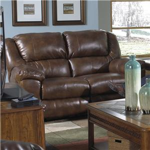 Catnapper Transformer Rocking Reclining Loveseat
