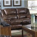 Catnapper Transformer Rocking Reclining Loveseat with Casual Style - 4942-2 1215-09 3015-09