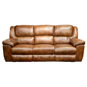 Catnapper Transformer Reclining Sofa with Drop Down Table