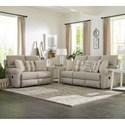 Catnapper Westport Power Reclining Living Room Group - Item Number: 121 Living Room Group 2