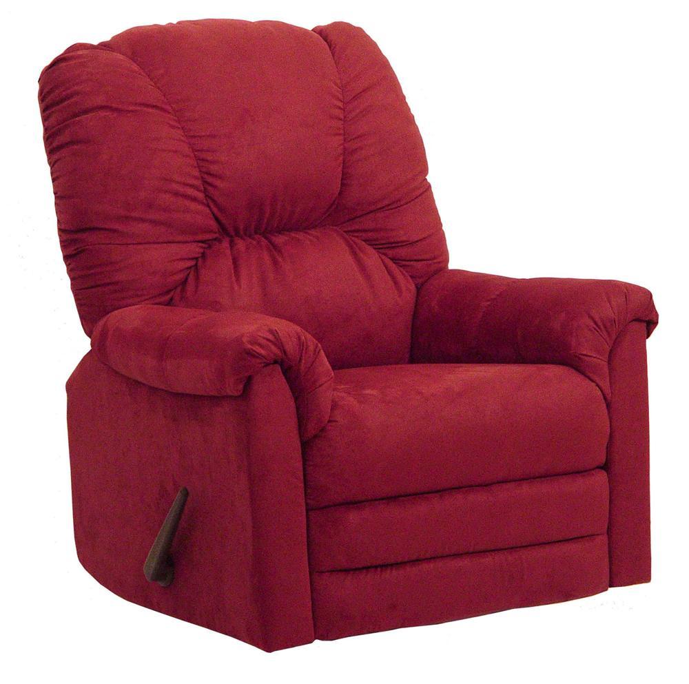 Catnapper winner casual style rocker recliner zak 39 s fine for Catnapper cuddler chaise rocker recliner