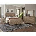 Centennial Solids Highlands Queen Bedroom Group - Item Number: 130 Q Bedroom Group 1