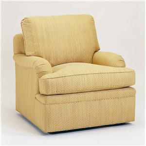 Century 2000 Eight Step Custom Customizable Chair