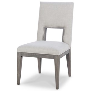 Century Archive Home and Monarch Kendall Oak Side Chair
