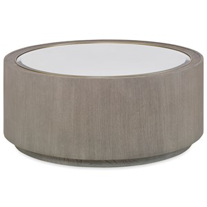 Century Archive Home and Monarch Kendall Round Cocktail Table