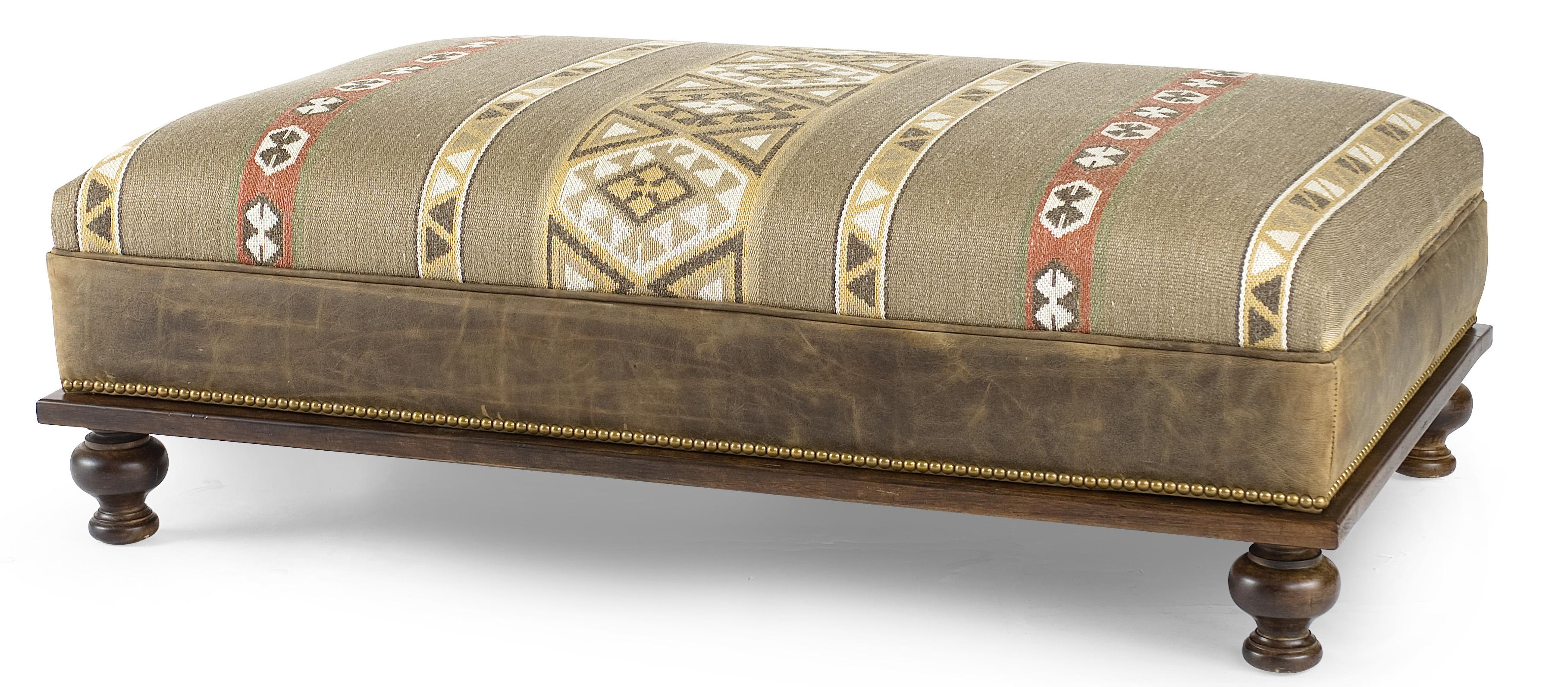 Bob Timberlake Ottoman by Century at Baer's Furniture