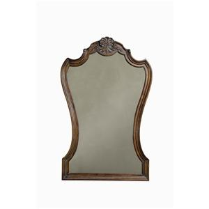 Century Bordeaux  Wall Mirror