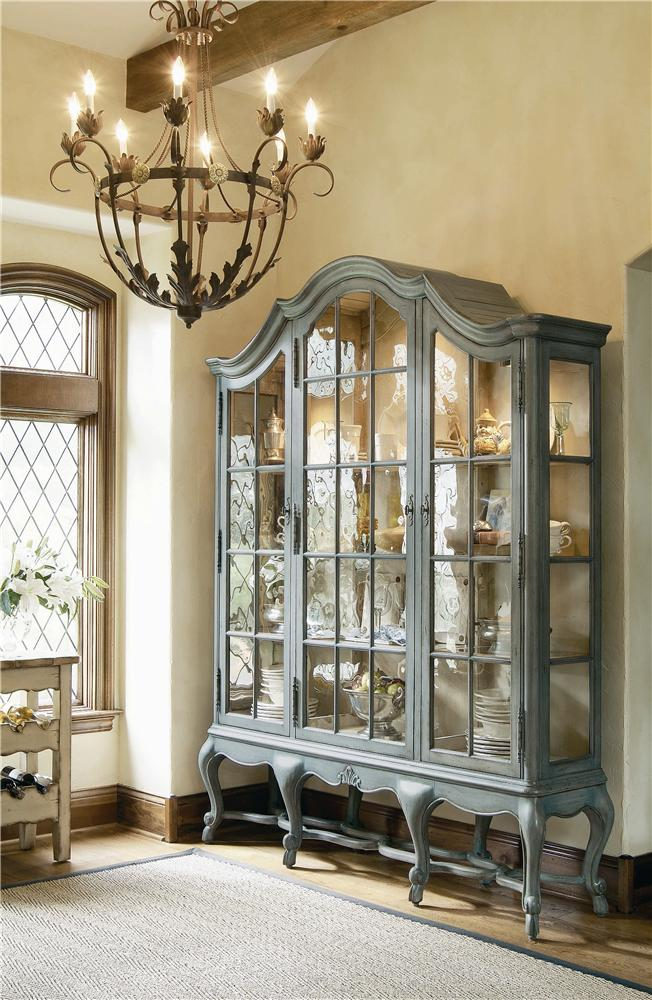 Bordeaux  China Cabinet by Century at Baer's Furniture