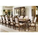 Century Bordeaux  Dining Side Chair - 769-531