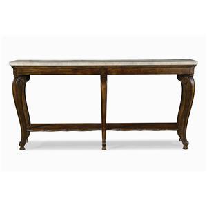 Century Bordeaux  Sofa Table/Console