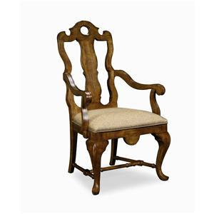 Century Caperana Dining Arm Chair