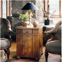 Century Casual Classics Wallaby Chairside Commode - 579-635