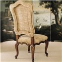 Century Casual Classics Valasquez Side Chair with Cabriole Legs - 589-521