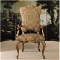 Century Casual Classics Valasquez Arm Chair with Cabriole legs - 589-522