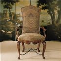 Century Casual Classics Verona Arm Chair with Cabriole Legs - 589-532