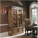 Century Casual Classics 4 Door Display Cabinet - 649-424