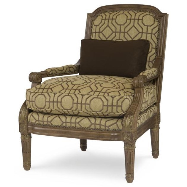 Century Chair Italianata Chair by Century at Baer's Furniture