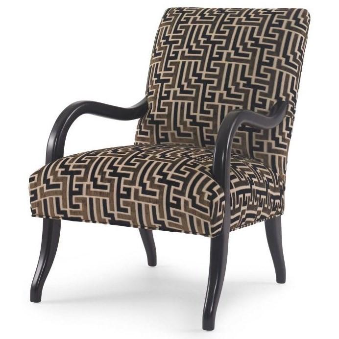 Century Chair Zelda Chair by Century at Baer's Furniture